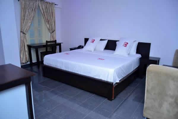 list of hotels in ibeju lekki